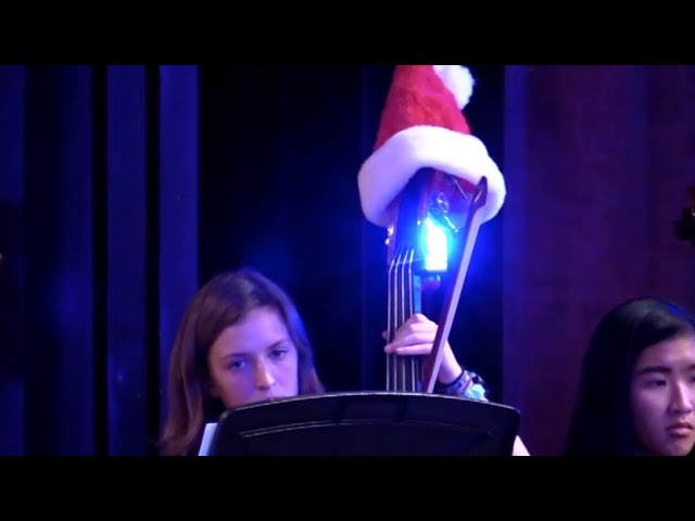 12 DHS Symphony Sleigh Ride Anderson