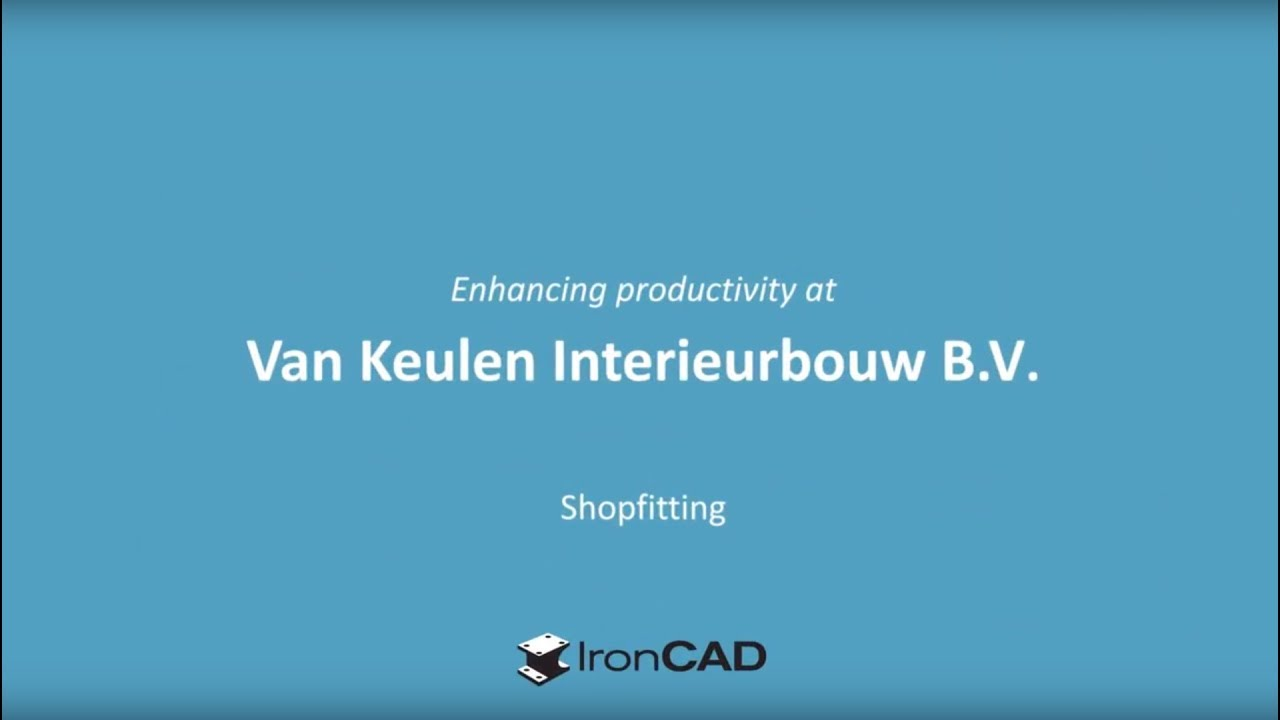 ironcad customer success van keulen interieurbouw