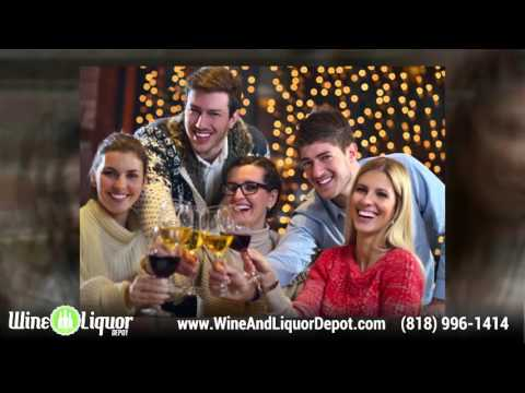 Wine and Liquor Depot English Ad