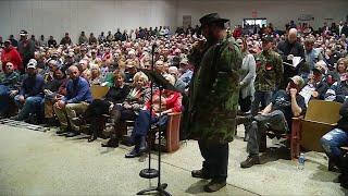 Bedford County becomes a Second Amendment sanctuary