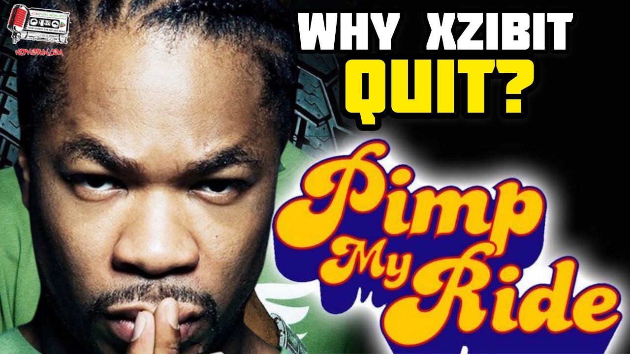 Xzibit On The Real Reason He QUIT Pimp My Ride After It Made 100's Of Millions Of Dollars!