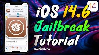 Jailbreak IOS 14.6 Checkra1n! Jailbreak IOS 14 - 14.6 Updates!