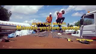 AG FT YUDA MSALITI Mambo_yasiwe mengi