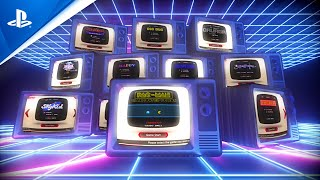 Namco Museum Archives | Launch Trailer | PS4