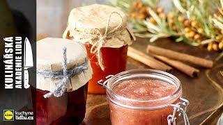 Rakytníkový džem se skořicí - Roman Paulus - Kulinářská Akademie Lidlu