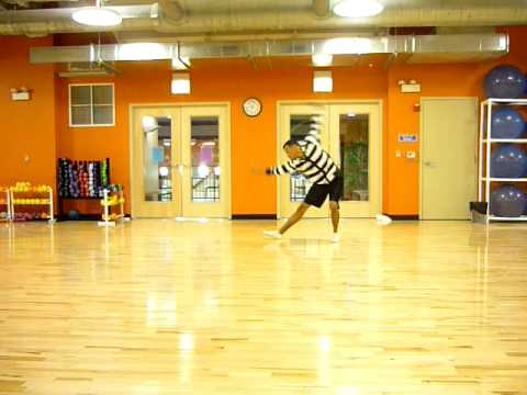 Chicago: African Dance Lesson 1