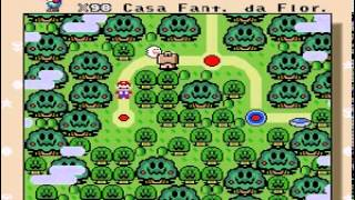 Detonado Super Mario World - Forest of Illusion