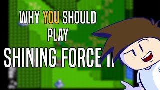 Shining Force 2: The BEST GAME ON THE SEGA GENESIS!?