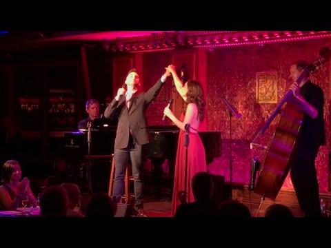Phantom Medley - Megan Ort and Lucas Thompson at 54 Below