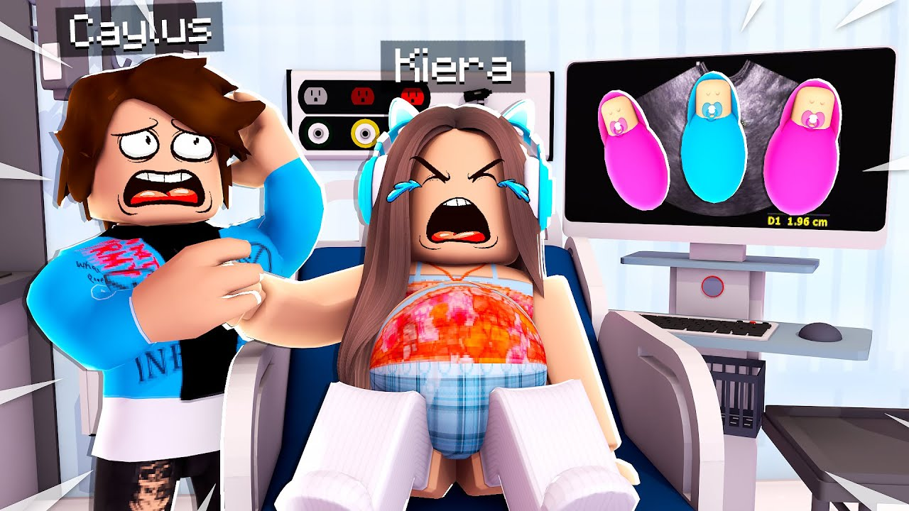 Download She Got PREGNANT In ROBLOX.. (Brookhaven RP)