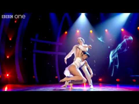 Week 4: Alastair & Lizzie - Contemporary - So You Think You Can Dance - BBC One