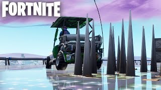 THE *BEST* RACE OBSTACLE COURSE IN FORTNITE CREATIVE (CODES IN DESCRIPTION) || IMPOSSIBLE DEATHRACE
