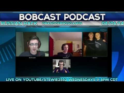 BoBCast Podcast 3: MAJOR Hack of Billions of passwords; Pre-orders dying; Latest Hardware Rumors from YouTube · Duration:  1 hour 38 minutes 15 seconds