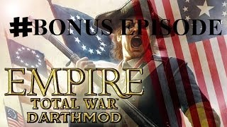 USA Empire TotalWar Darthmod BONUS NAVAL BATTLE 1ST RATE ROCKETS
