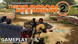 THE DIVISION 2 | Gameplay FR 4K - E3 2018