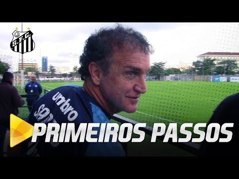 OS PRIMEIROS PASSOS DE CUCA NO PEIXE!