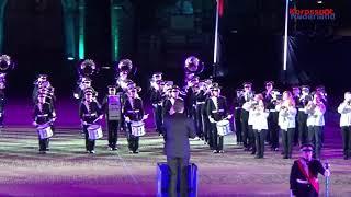 Trumpet Battle Taptoe Delft 2018