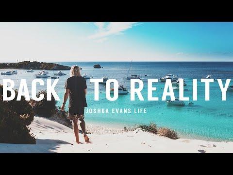 Back To Reality - Joshua Evans LIFE (2015)