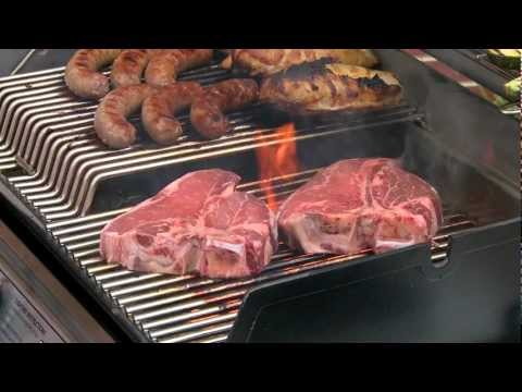Cooking with Natural Gas - Backyard Barbecue