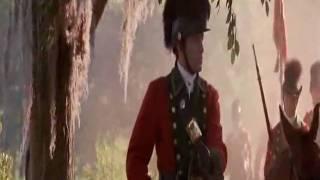 The British Green Dragoons - Colonel William Tavington