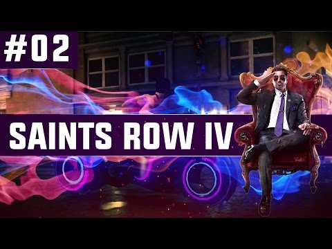 Saints Row IV | 'Blind' PC Gameplay | Co-Op w/ Dextrill | #02