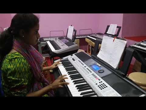 Unakena venum sollu Keyboard instrumental by Namitha