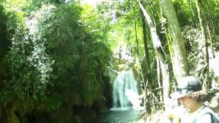Salto de Javira Parque el Cuba Trinidad Cuba