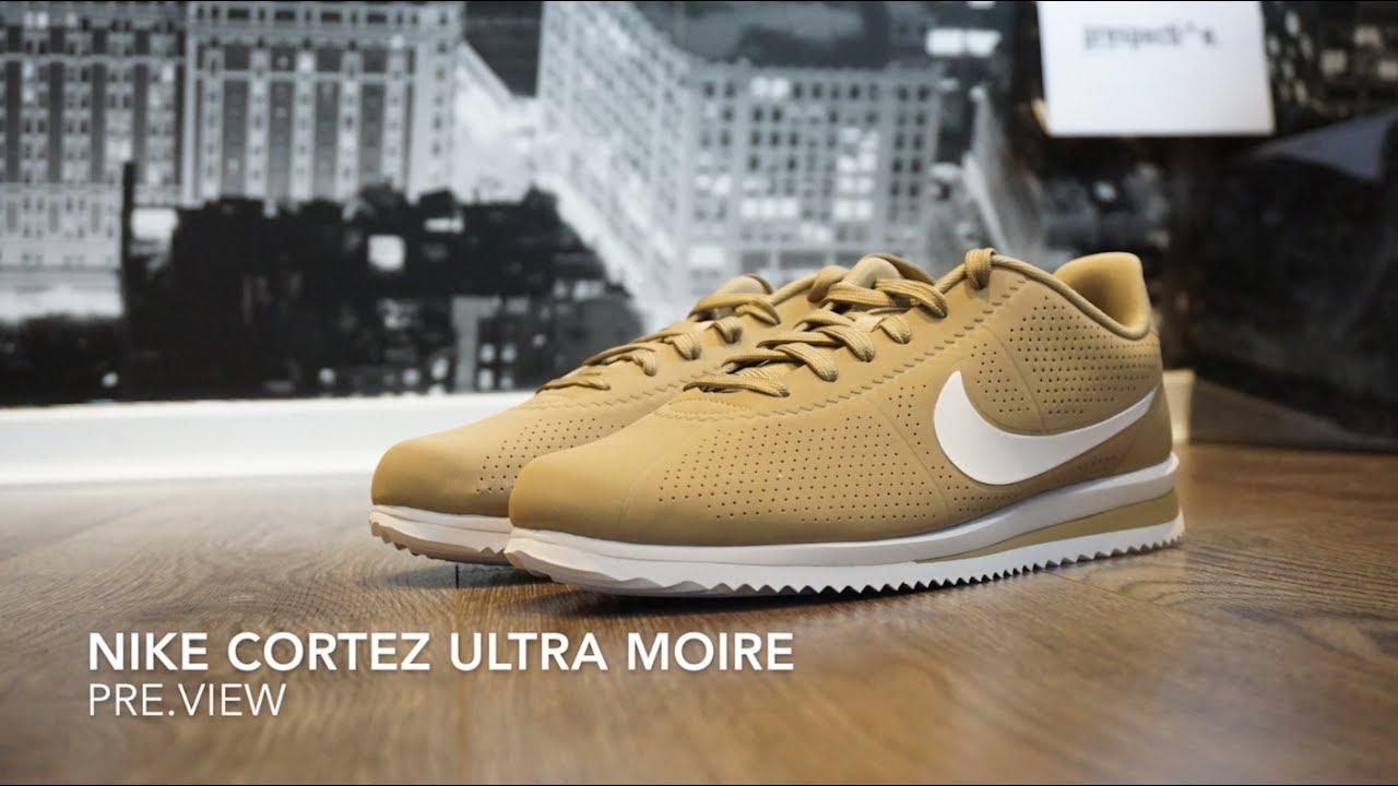 Nike Cortez Ultra Moire   Preview - YouTube d407e170108