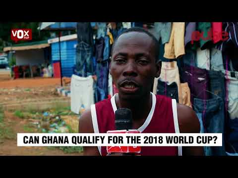 Can Ghana Black Stars qualify for the  2018 world cup?