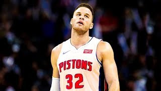 Blake Griffin Mix 'A Lot' 2018 ᴴᴰ