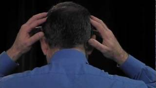Headache Relief for Back of Head with Acupressure