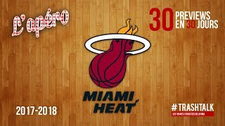 Preview 2017/18 : le Miami Heat