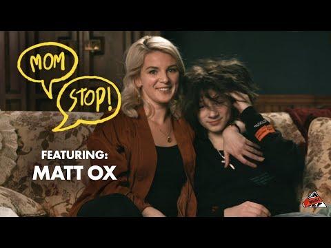 How Matt Ox Got A Pet Squirrel  Mom Stop