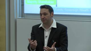 Oxford Said Business School Private Equity - Ludovic Phalippou - MBA Taster Lecture