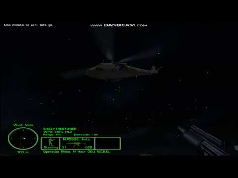 Delta Force: Task Force Dagger - Campaigns - Mission 07 - Operation Rhino H Hour OBJ NICKEL