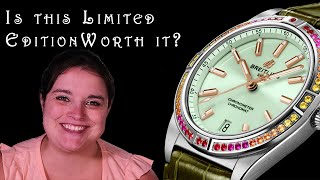 Is The Breitling Chronomat Sou…