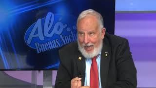 Un lanzacohetes de EEUU destruye 30 tanques de Maduro - Aló Buenas Noches EVTV - 09/12/19 Seg 1
