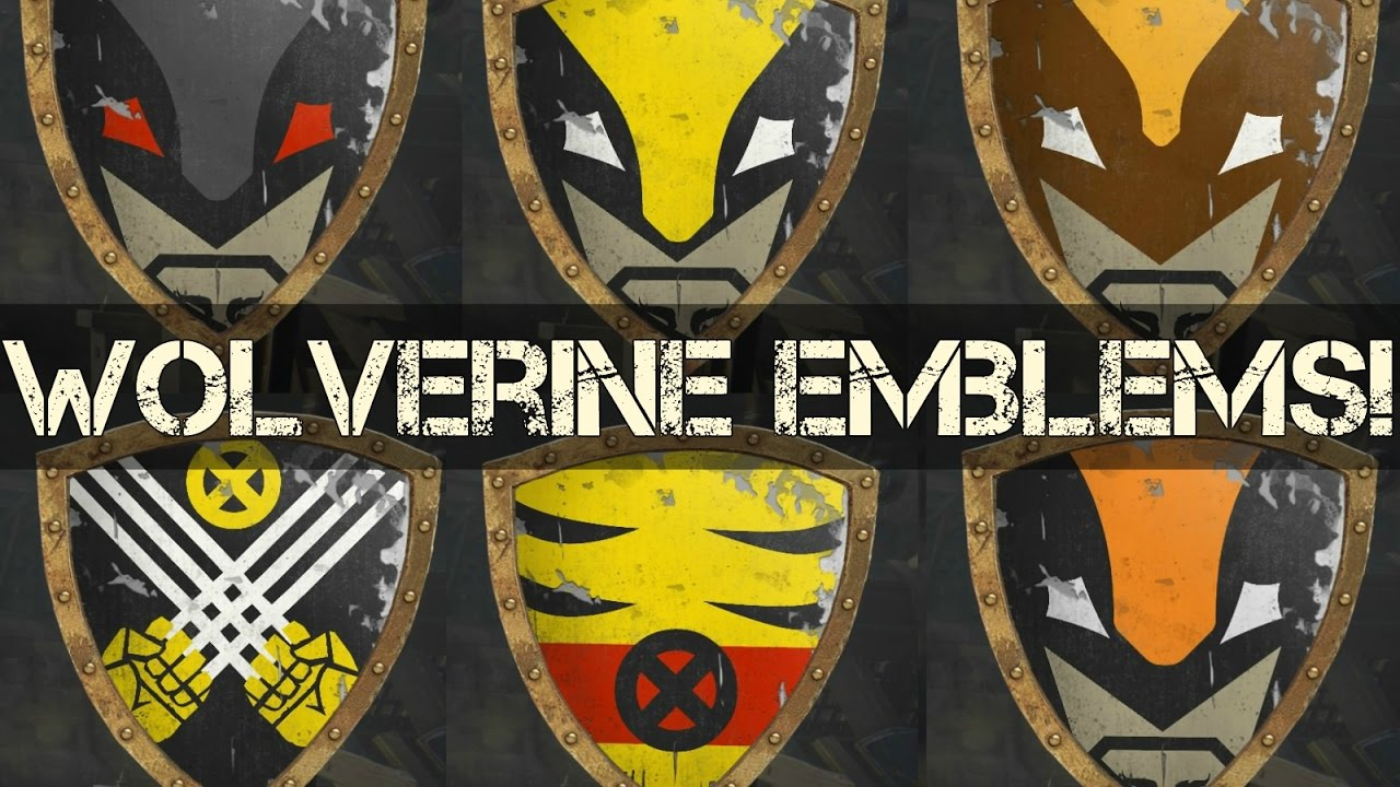 for honor wolverine emblems speed creation youtube