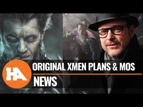 Matthew Vaughn On Man Of Steel 2 & Original X-Men Plans