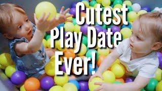 Making a new Teen Mom friend!   Teen Mom Vlog