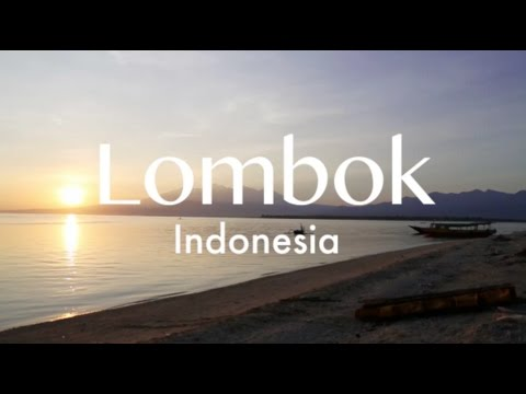 Family travel in Lombok Indonesia