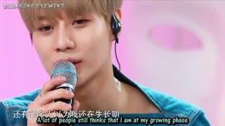 [ENG|720p] 160510 大牌驾到 Big Shot Taemin (Full)