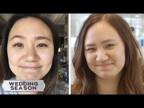I Tried To Get Perfect Hair & Brows For My Wedding