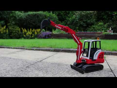 RC Bruder 1/16 Schaeff Mini Digger Model