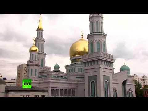 ᴴᴰTakbirRaya Nusantara MERAI Idul Fitri 2017 Rusia TimurJAUh