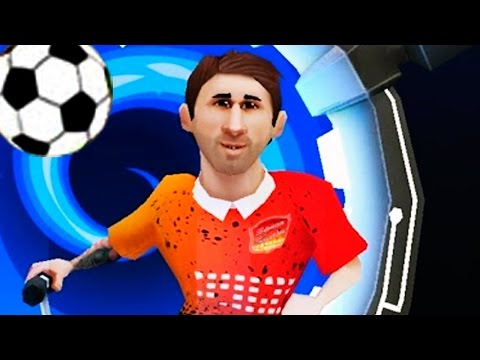Messi Space Scooter Game (Android Gameplay & High Score HD Video)