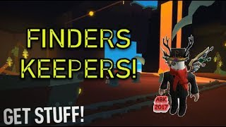 Roblox Finders Keepers! A quick look around!