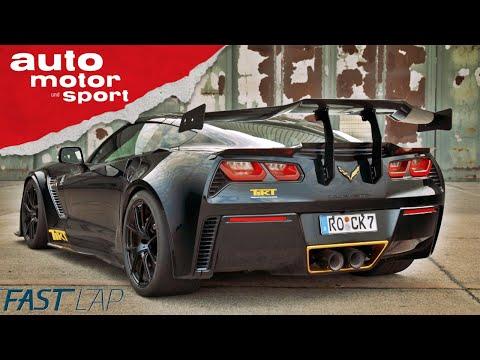 Corvette C7 Z06R Luzifer TIKT Performance: Die Ausgeburt der Hölle? - Fast Lap |auto motor & sport