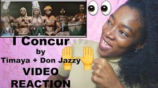 I Concur Timaya ft. Don Jazzy VIDEO RESPONSE