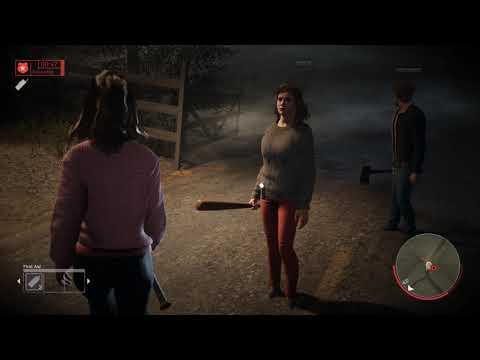 Deborah Kim returns - Friday the 13th: The Game